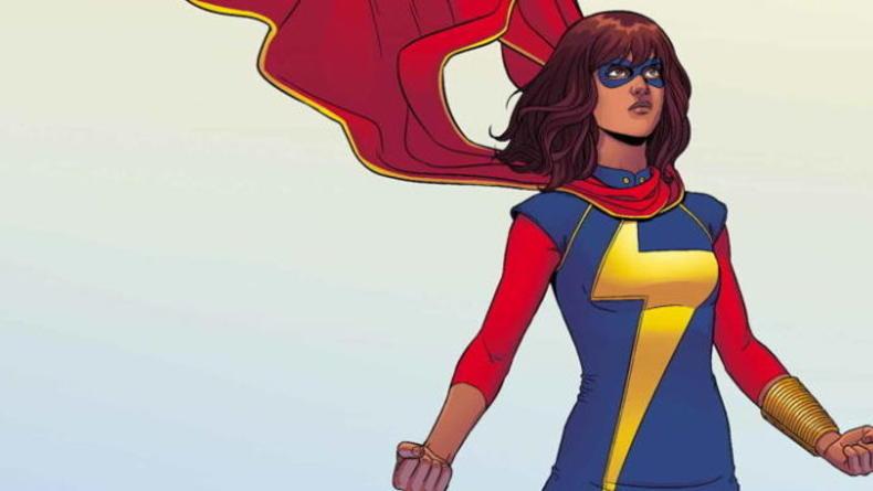 Marvel планирует снять фильм о супергероине-мусульманке