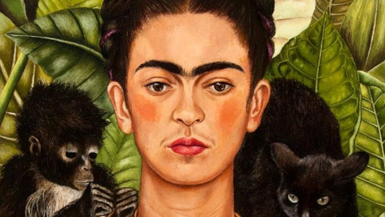 Google создал онлайн-музей Фриды Кало