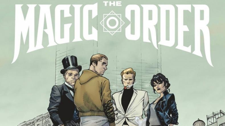 Орден магии. Netflix выпустит свой печатный комикс