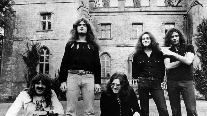 Нестареющие рокеры: что нужно знать о группе Deep Purple