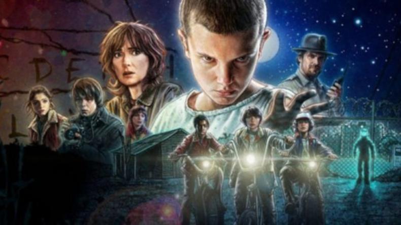 Netflix выпустит приквел сериала Очень странные дела в виде книг
