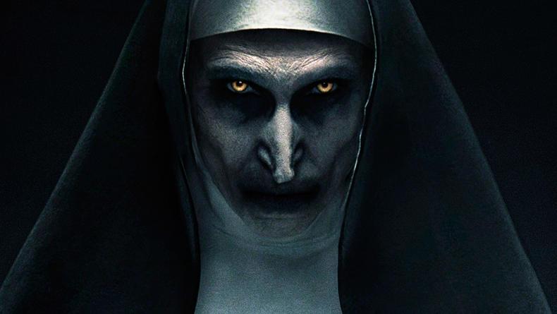 Опубликован первый трейлер хоррора Монахиня