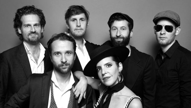Группа Parov Stelar стала хедлайнером фестиваля BeLive