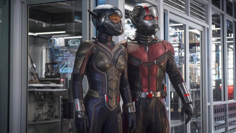Фильм Человек-муравей и Оса намекнет на сюжет четвертых Мстителей