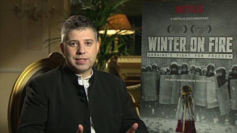 Режиссер фильма о Революции достоинства стал членом Американской академии