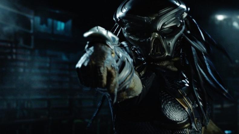 В сети появились новые кадры из фильма Хищник