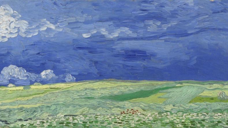 В сети появилась цифровая коллекция работ Винсента Ван Гога
