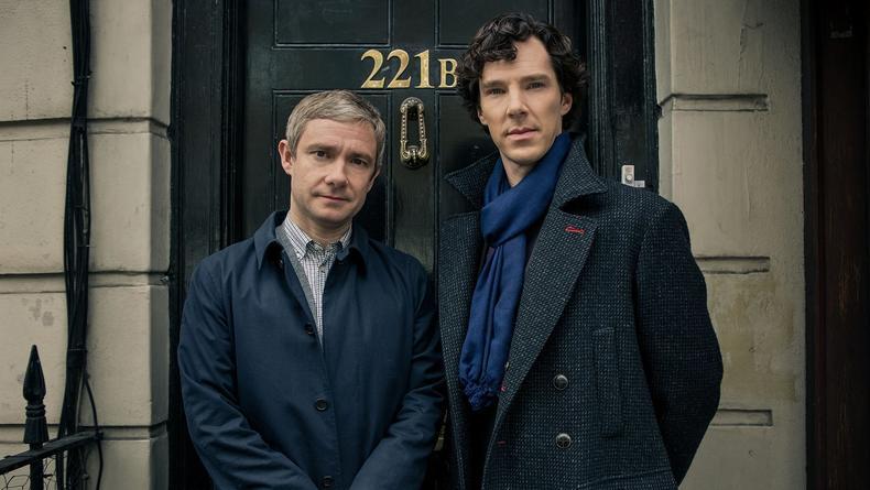 Начаты съемки пятого сезона Шерлока - СМИ