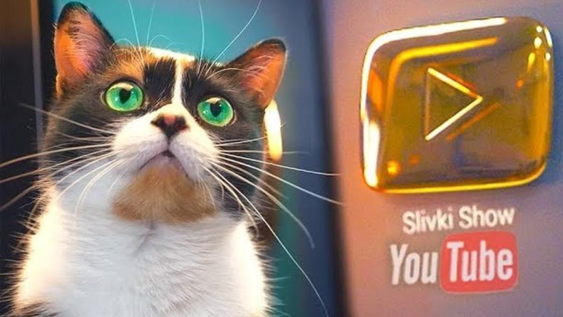 SlivkiShow показали свои награды от YouTube