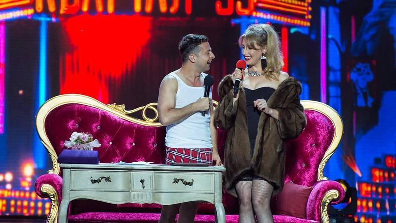 Студия Квартал 95 покажут смешное и яркое шоу в Одессе