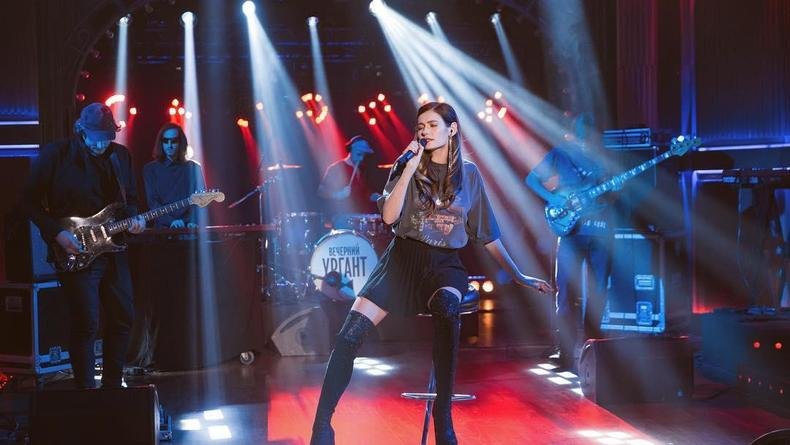 Певица Луна выступит в Зеленом Театре Киева