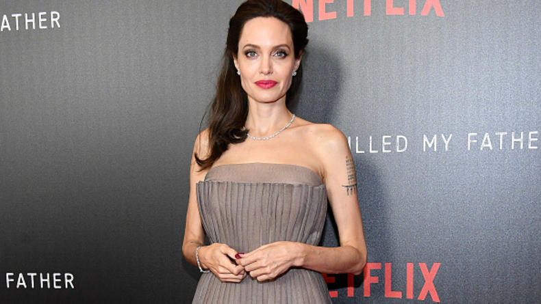 Анджелина Джоли отомстит за смерть детей