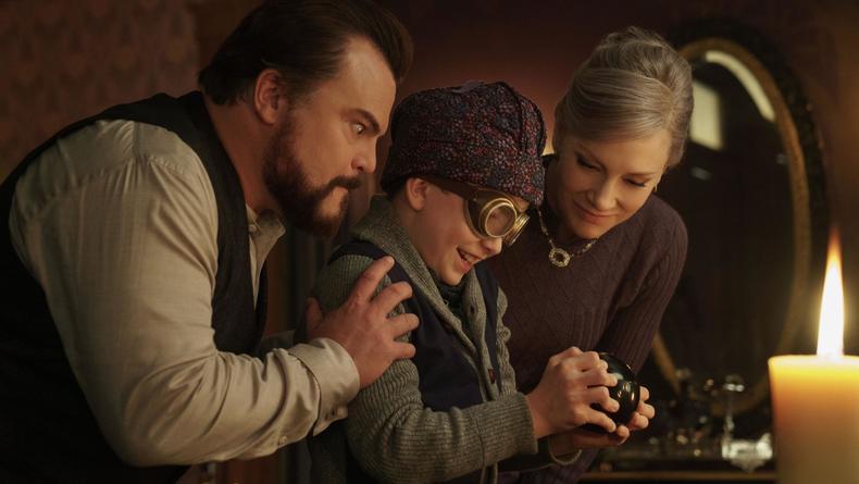 Кинопремьеры: Кейт Бланшетт и Игрушки для взрослых