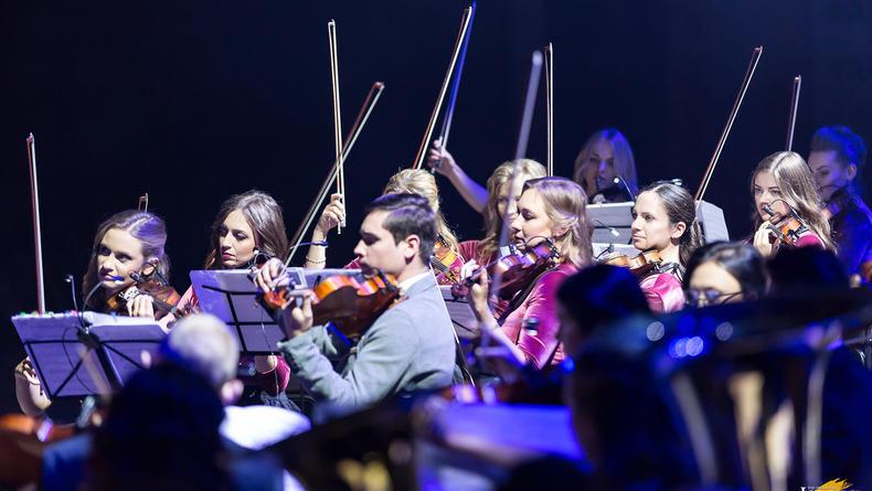 Оркестр Lords of the Sound открыл концертный сезон и удивил зрителей Киева