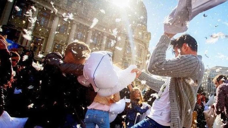 В Киеве пройдет фестиваль Антистресс