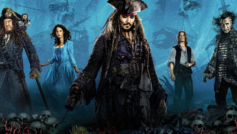 ТОП-5 лучших фильмов про пиратов