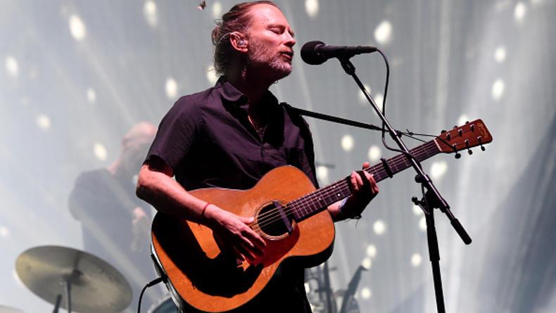 Солисту Radiohead Тому Йорку исполнилось 50 лет