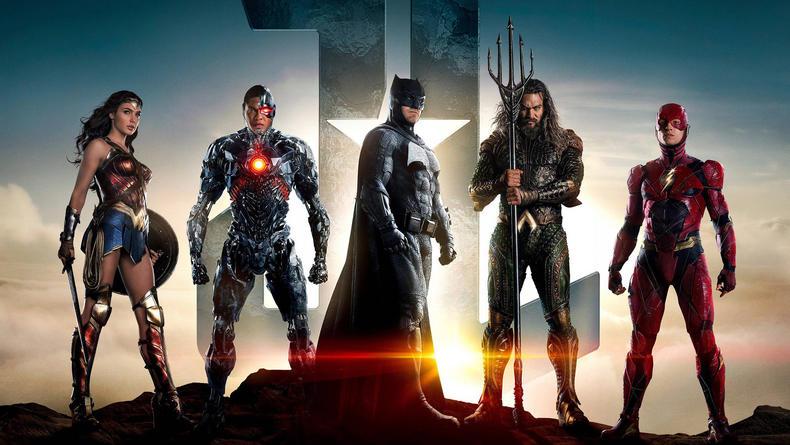 В Лиге Справедливости могли убить Бэтмена