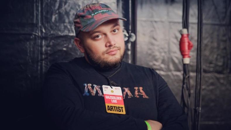 Kyivstoner в новом клипе пригласил на концерт в Киеве
