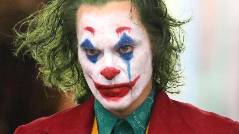 Новое видео со съемок Джокера утекло в Сеть