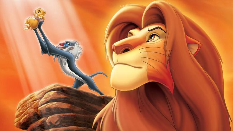 ТОП-5 замечательных мультфильмов от Disney