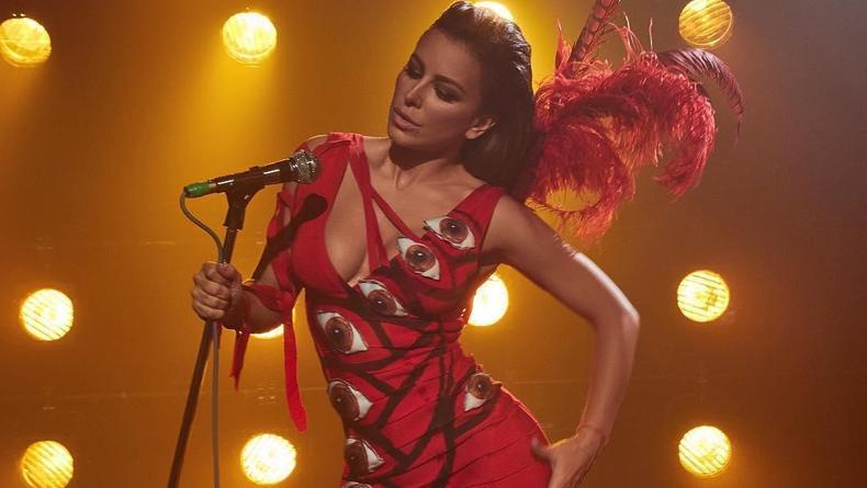 Ани Лорак спела в рекламе фильма о группе Queen