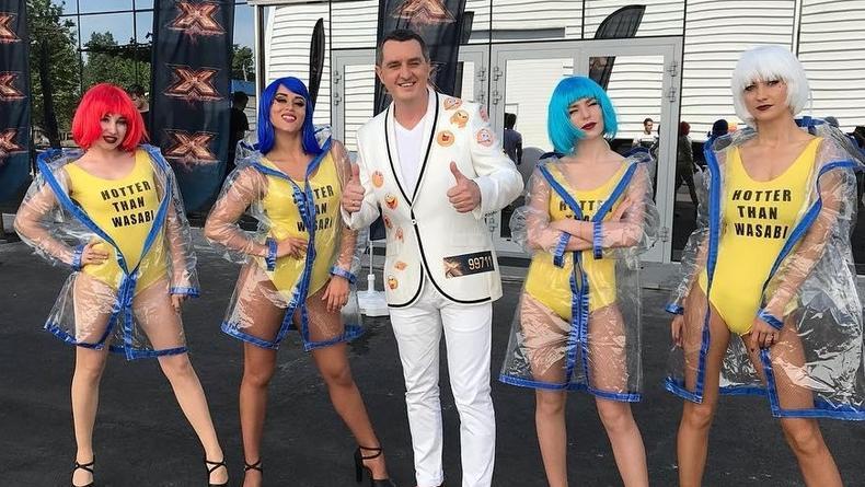 Популярный комик Дядя Жора спел в X-Фактор