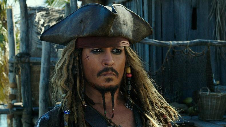 В Пиратах Карибского моря Джека Воробья может заменить женщина
