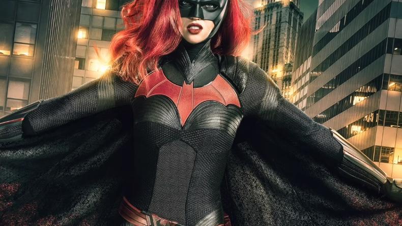 Американцы показали, как выглядит супергерой Бэтвумен