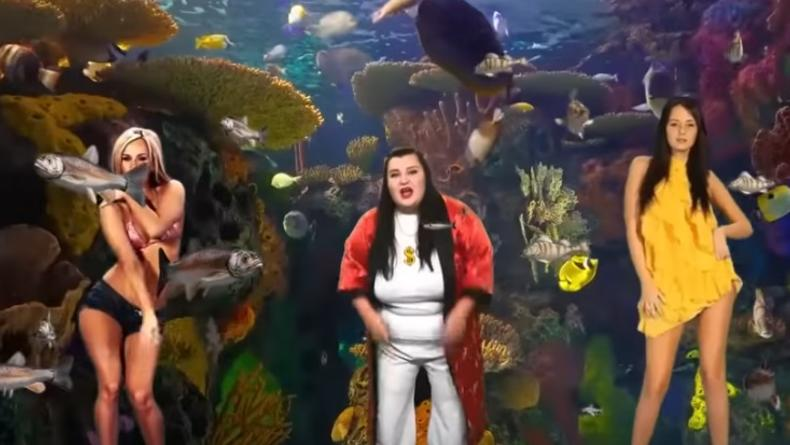 Плюет в лицо истеблишменту: Певица Алена попала в плейлист Фагота из ТНМК
