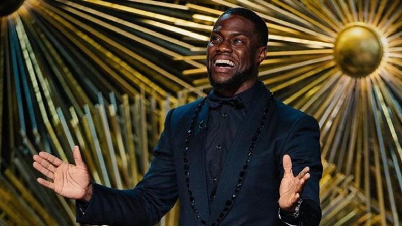 Кевин Харт не проведет Оскар из-за непристойностей
