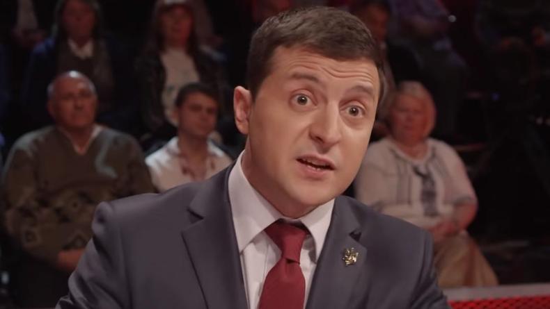 Зеленский рассказал, как побороть коррупцию в ролике Слуги Народа