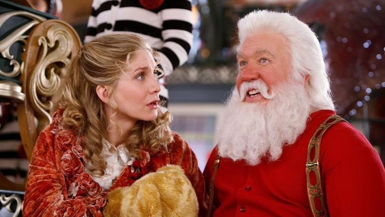 ТОП-7 отличных фильмов про Санта Клауса