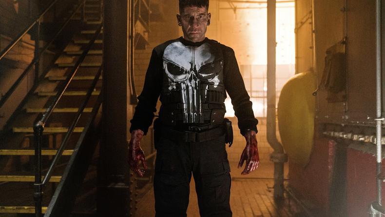 Жестокий герой: Появился трейлер второго сезона Каратель от Marvel