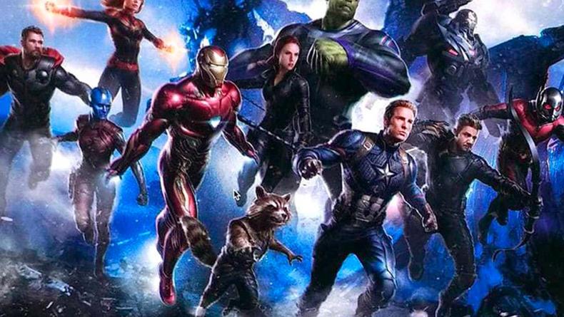 Мстители 4: Игрушки к фильму показали новые костюмы супергероев