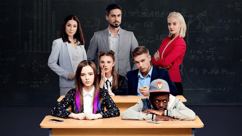 Вышел трейлер третьего сезона украинского сериала Школа