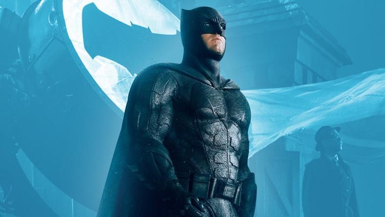 Бен Аффлек официально попрощался с ролью Бэтмена