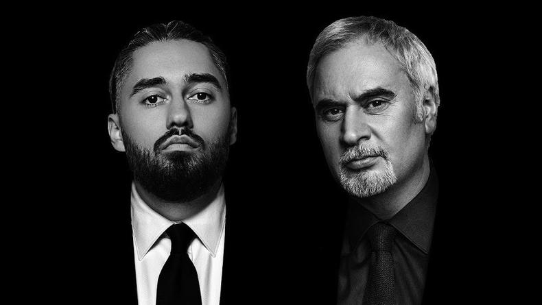 Шикарный дуэт: Валерий Меладзе и Мот выпустили совместную песню
