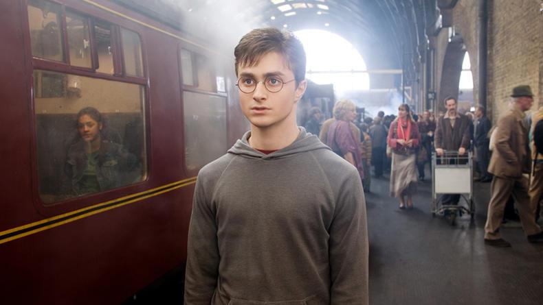 Дэниел Рэдклифф рассказал о возможном перезапуске Гарри Поттера