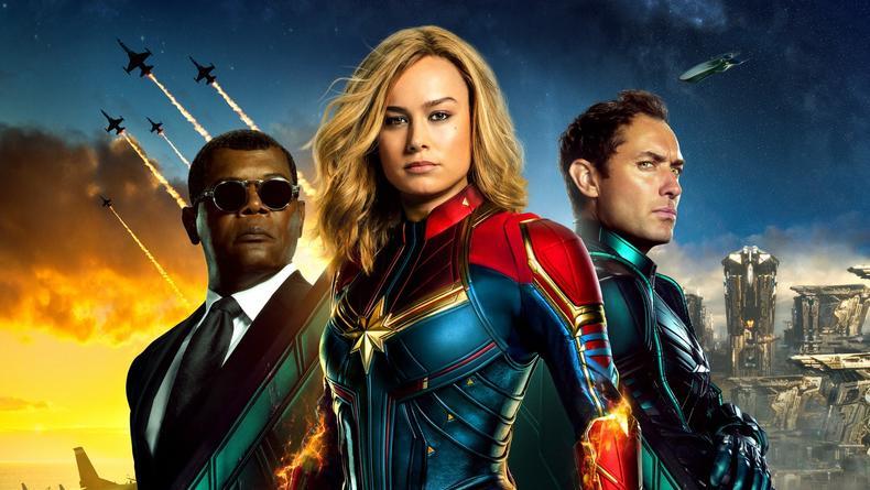 Просто отпад: Как отреагировали критики на фильм Капитан Марвел