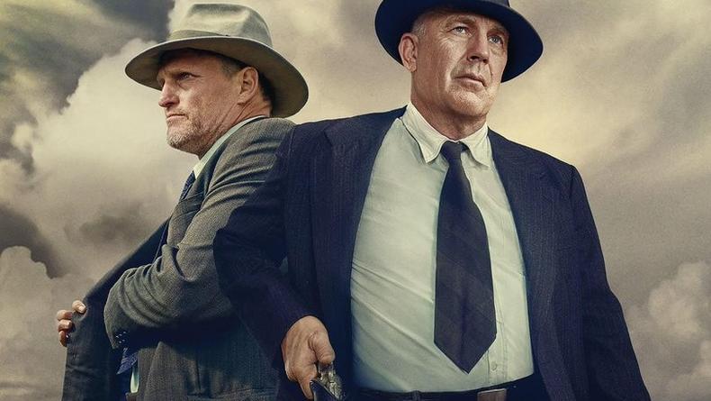 Погоня за Бонни и Клайдом: Вышел трейлер детектива с Харрельсоном и Костнером