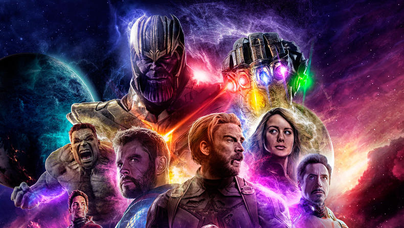 Marvel допустили грубую ошибку в постере Мстителей 4