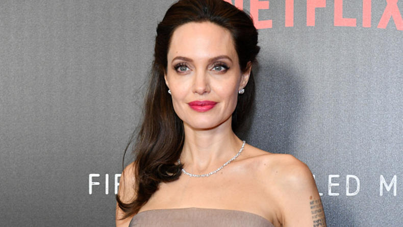 Анджелина Джоли может сняться в фильме от MARVEL