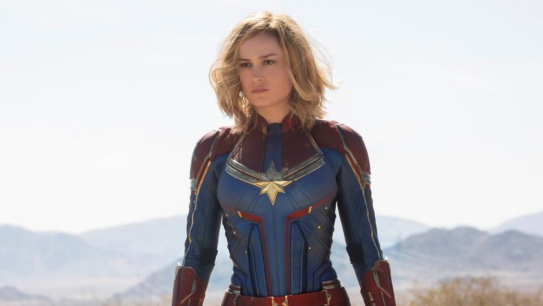 Большой рекорд: Американец посмотрел фильм Капитан Марвел 116 раз