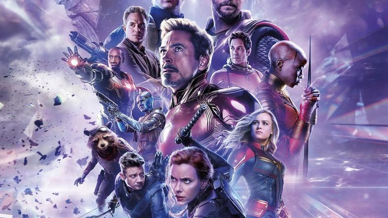 50 миллионов: Мстители 4 стали самым популярным фильмом в Twitter