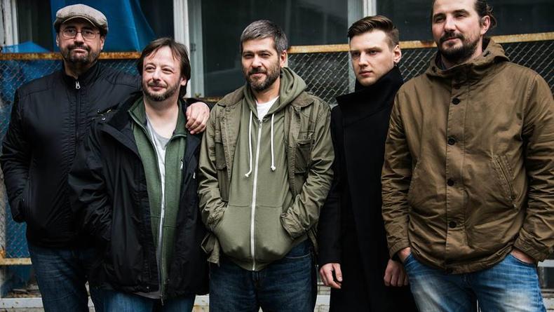 Российская группа Сплин выступит в Киеве на Atlas Weekend