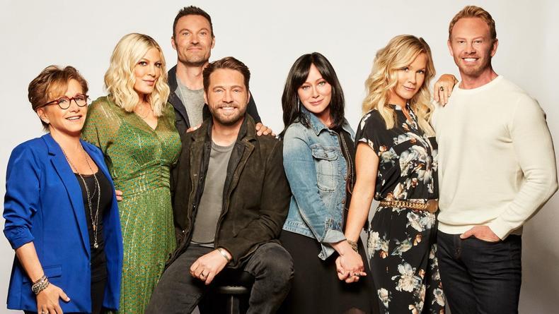 FOX показали превью продолжения сериала Беверли-Хиллз 90210