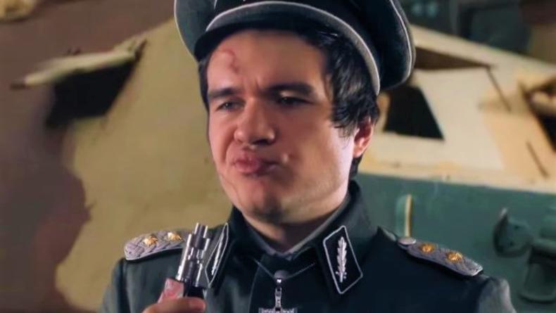 BadComedian возглавил тренды c критикой российского фильма Т-34