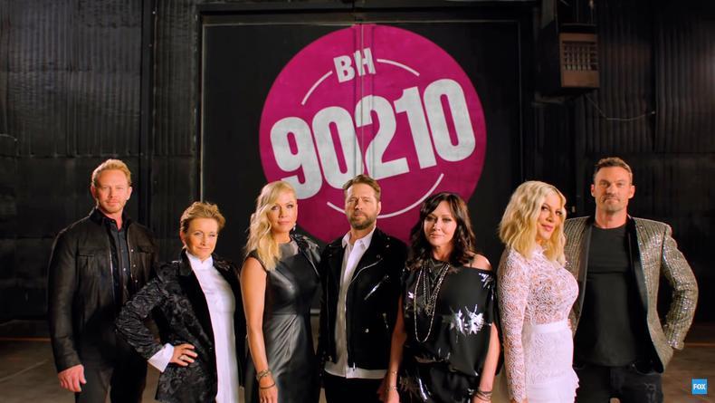 Они вернулись: Вышел трейлер продолжения Беверли-Хиллз 90210
