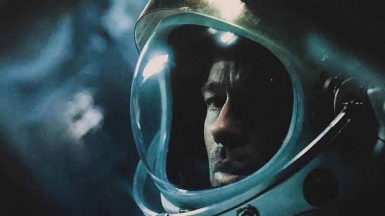 Брэд Питт в космосе: Вышел трейлер фильма К Звездам